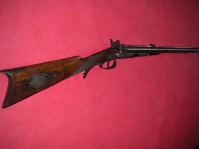 Предмет охотничье ружьё штуцер для